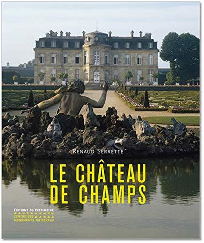 Le château de Champs : Domaine des financiers