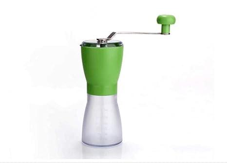 XQY Máquina de Moler a Mano de Café en Grano/Amoladora Manual/Amoladora Lavable