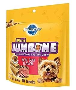 Amazon.com : PEDIGREE JUMBONE Mini Bones Mini Snacks for