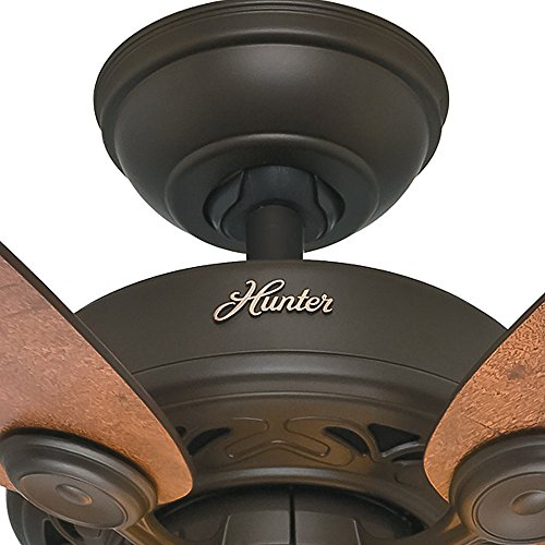 Hunter 52090 Watson 34'' Ceiling Fan, New Bronze by Hunter Fan Company (Image #8)