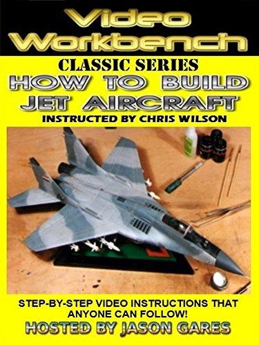 How to Build Jet Aircraft | Video Workbench (Chris Schwarzen Designs)