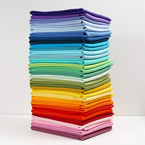 - Felt, Wool Felt, Wool Blend Felt, 40 Colors, Felt Yards, Felt Yardage, Felt by The Half Yard, Felt Sheets, 1/2 Yard, Merino Fabric (Parchment)