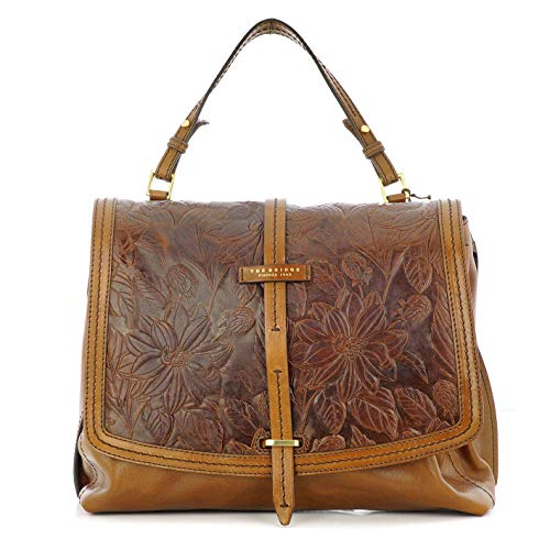 Brown The Handbag Bridge Capraia Red nBvYnIzq