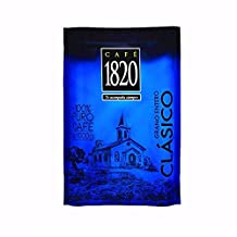 Cafe 1820 Coffee Whole Bean Kilo From Costa Rica
