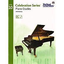Celebration Series Piano Etudes 2015 Edition - Level 10