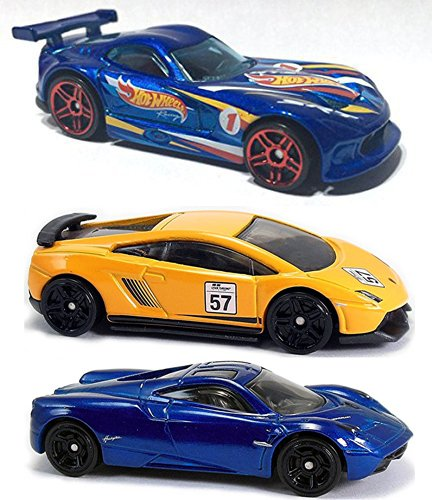 Hot Wheels Racing Circuit Exclusive & Video Game Exotic