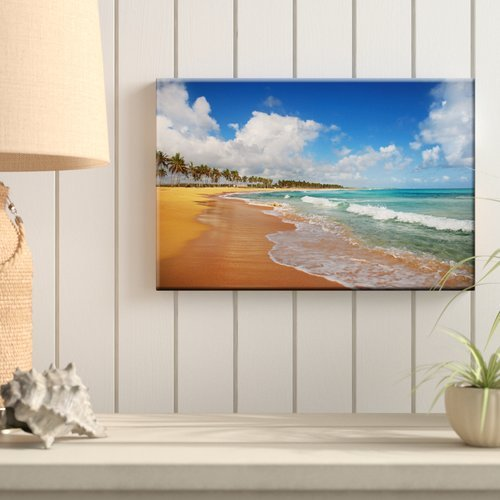 OKSLO Highland Dunes Photographic Print on Stretched Canvas from OKSLO
