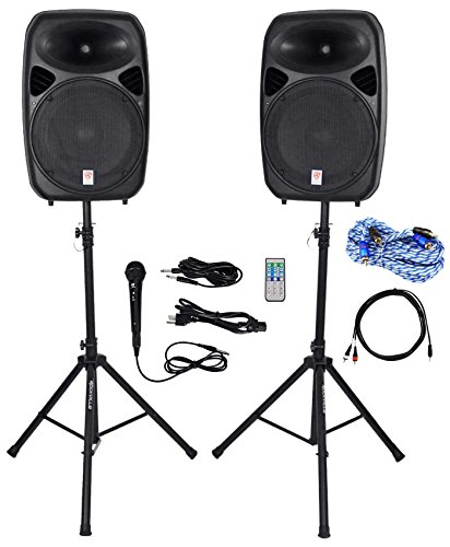 Dual 15 Inch Speaker - 7