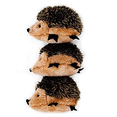 ZippyPaws-Woodland-Friends-Burrow-Interactive-Squeaky-Hide-and-Seek-Plush-Dog-Toy