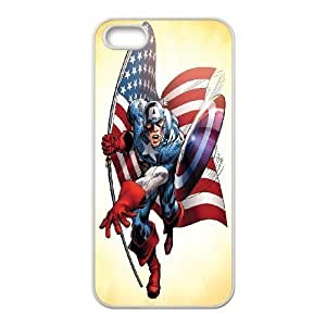 Custom High Quality WUCHAOGUI Phone case Caption American Pattern Protective Case For Apple Iphone 6 plus 5.5 Cases - Case-6 plus 5.5