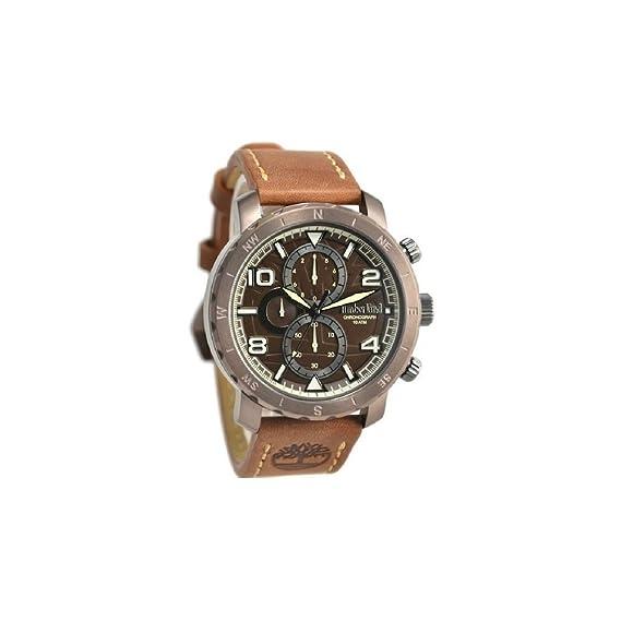 Timberland TBL.14865XSBN_12 Reloj de pulsera para hombre: Amazon.es: Relojes