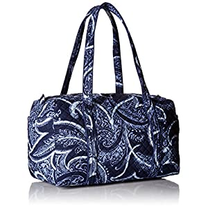 Vera Bradley Iconic Small Duffel, Indio, One Size