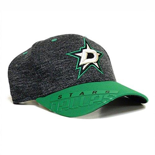 2016 NHL Playoff Structured Flex Fit Cap (S/M, Dallas Stars) (Structured Flex Fit Cap)