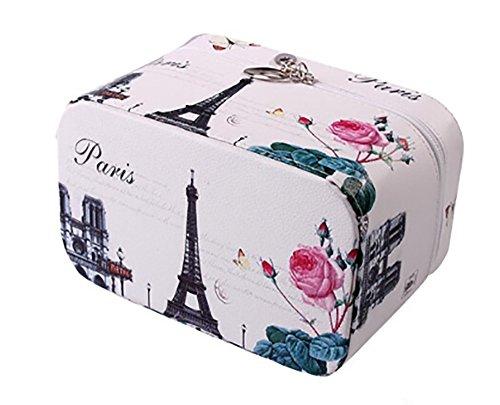 CLOTHES- Ladies Studente impermeabile al turismo all'aperto alta capacità portatile mano dipinta sacchetto cosmetico sacchetto di lavaggio sacchetto cosmetico caso di immagazzinaggio