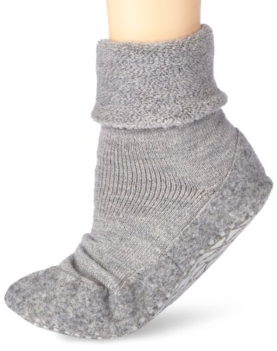FALKE Damen Socken 47571, Gr. 39/40, Grau (light grey 3400)