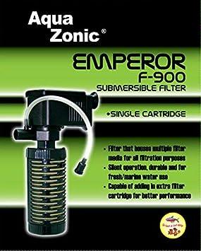 Emperador de alimentación interna Filtro ECO Bomba de agua sumergible para acuario Bio: Amazon.es: Productos para mascotas