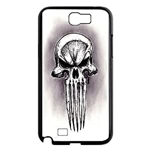 Custom Case The Punisher for Samsung Galaxy Note 2 N7100 I2K9237772