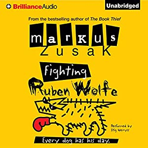 Fighting Ruben Wolfe Audiobook