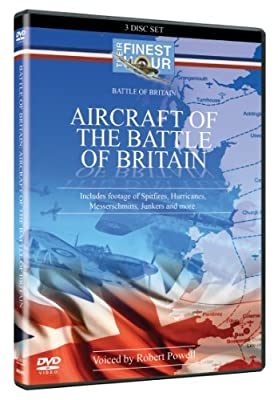 Their Finest Hour - Aircraft Of The Battle Of Britain [DVD]