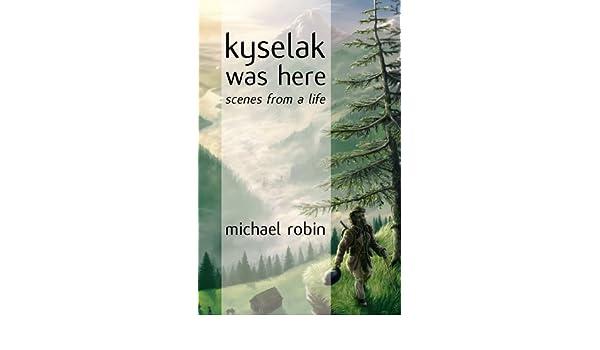 Kyselak was Here