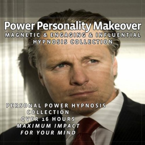 - Power Personality Makeover Hypnosis Collection