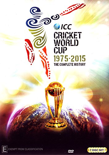 ICC: Cricket World Cup - 1975 - 2015 - The Complete History [NON-USA Format / PAL / Region 4 Import - Australia] (Cricket 2015 World Cup)