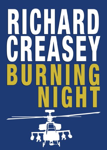 Burning Night (A Doc Palfrey Thriller)