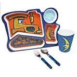 Best Kids Preferred Baby Books Sets - Kids Preferred Goodnight Construction Site Excavator 4 piece Review
