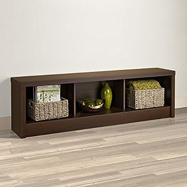 Series 9 Designer - Espresso Storage Bench