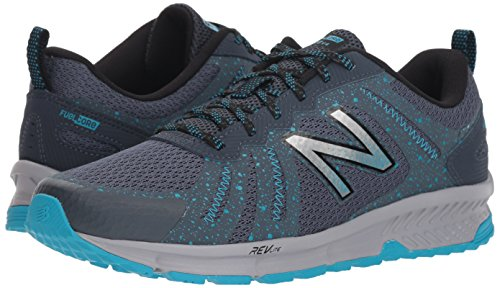 New Balance Women's 590v4 FuelCore Trail Running Shoe, Dark Grey, 5.5 B US by New Balance (Image #5)