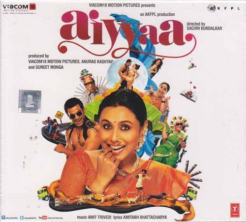 aiyyaa-bollywood-cd