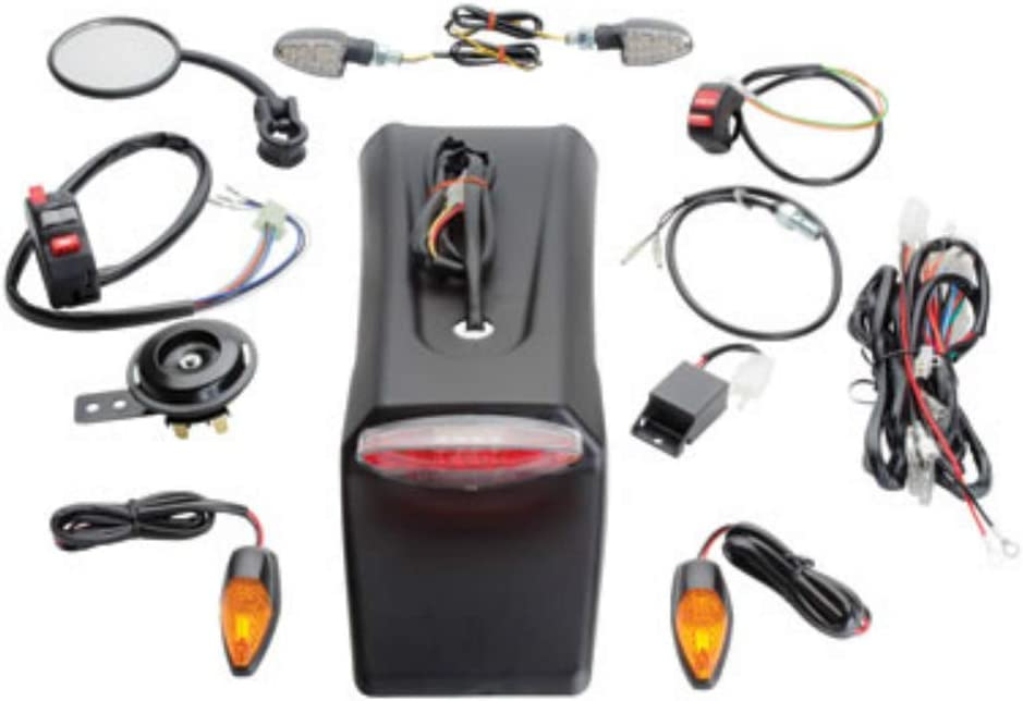 Motorcycle Enduro Lighting Kit for Honda CRF250X 2004-2009