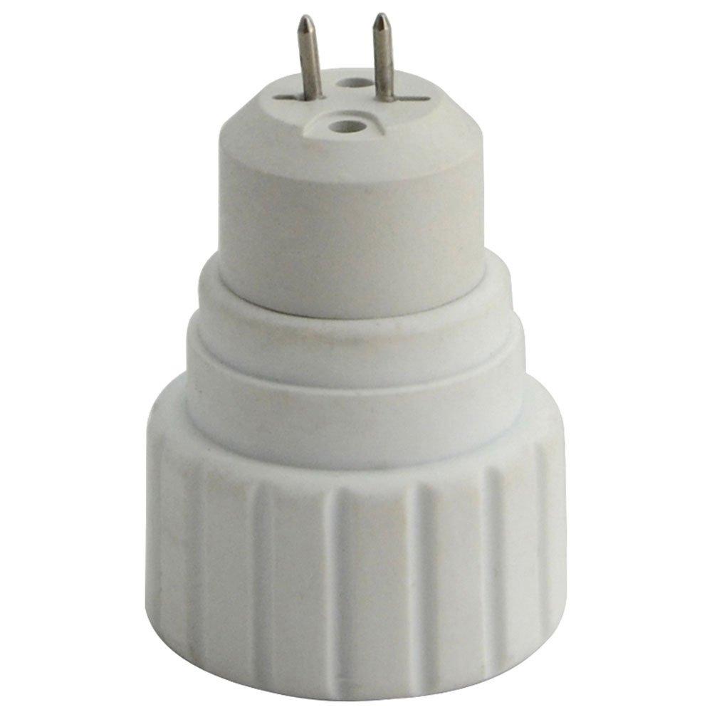 MR16,GU5.3 auf GU10 Licht Birne Sockel Lampe Lampenfassung Adapter Halter Verl/ängerasockel