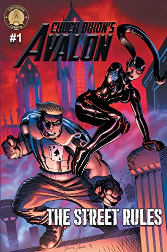 (Chuck Dixon's Avalon #1: The Street Rules)