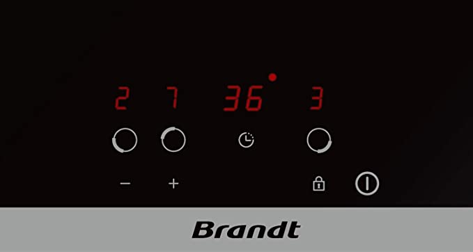 Placa vitrocerámica Brandt BPV6320B