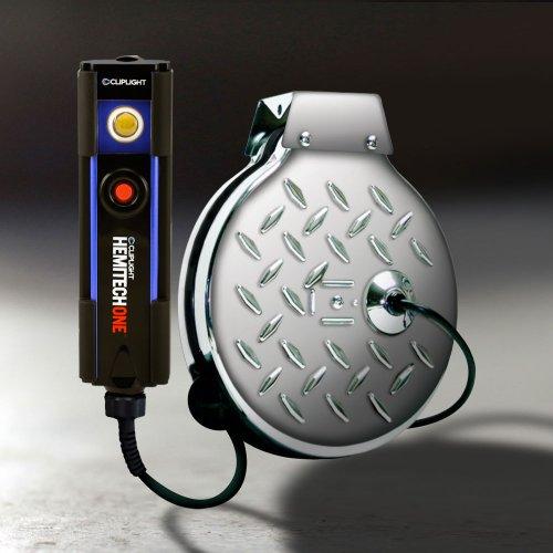 Cliplight Hemitech ONE Powerful LED Drop Light - 620 Lumens, 40 ft Cord - Hemitech Light