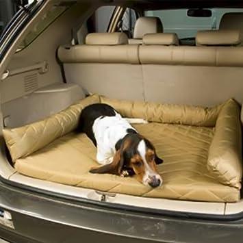 Snoozer perro gato casa al aire libre comodidad SUV carga coche maletero y dormir cama para mascotas gris edredón: Amazon.es: Productos para mascotas