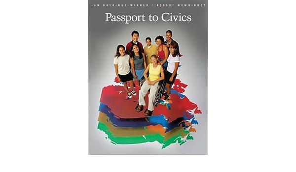 Passport to Civics: Jan Haskings-Winner, Robert Mewhinney ...