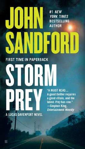 Storm Prey - Book #20 of the Lucas Davenport