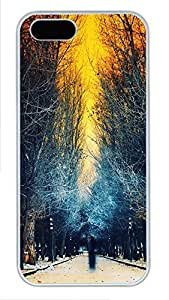 iPhone 5 5S Case Armenia Gyumri PC Custom iPhone 5 5S Case Cover White by Maris's Diary