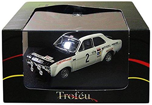 1/43 フォード エスコート Mk1 RS 1600 1971年マンクス・ラリー 1位 Roger Clark / Henry Liddon #2 547