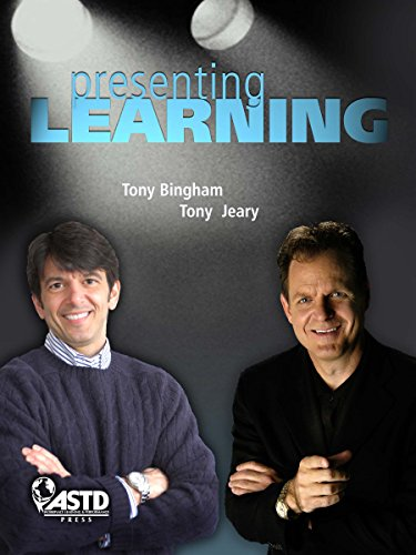Presenting Learning