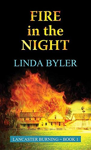 book cover of Fire in the Night