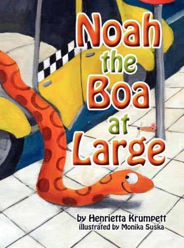 Noah the Boa at Large PDF