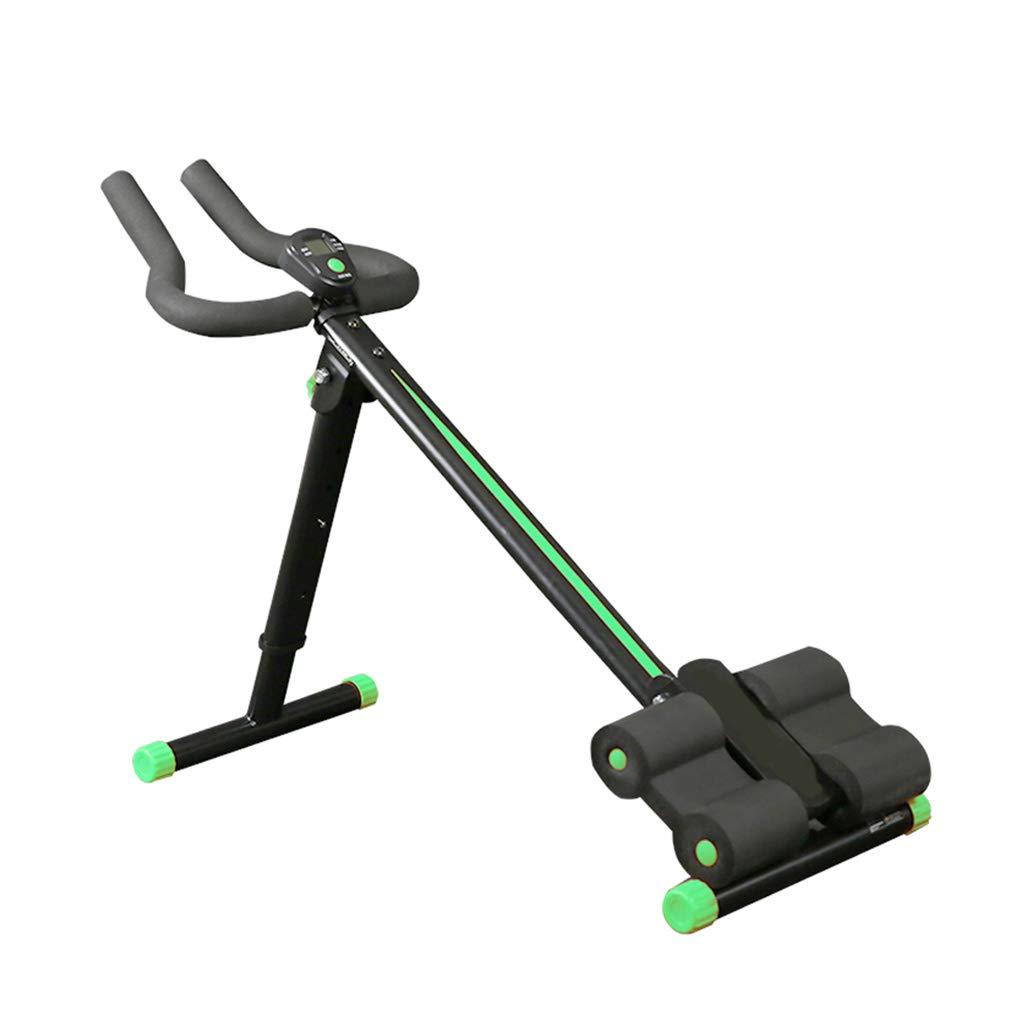 Bauchtrainer Bauchmuskeltrainer Hause abnehmen fitnessgeräte Fitnesstrainer Taillentrainer (Größe : 100x38x86cm)