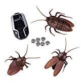 Infrared Remote Control Cockroach Toy Novelty