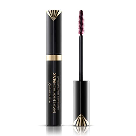 7b912d120f7 Max Factor Masterpiece Max High Volume and Definition Mascara, 2  Black/Brown: Amazon.co.uk: Beauty