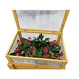 Leisure Season RPBG737 Raised Greenhouse
