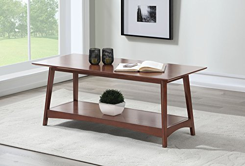 Convenience Concepts 501182ES Alpine Coffee Table, -