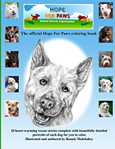 Hope For Paws is a nonprofit rescue organization that services Southern California. Over the 8 years since Eldad Hagar has founded his team, they have saved thousands of animals in need. I created this book as a tribute to 20 of Hope For Paws most su...